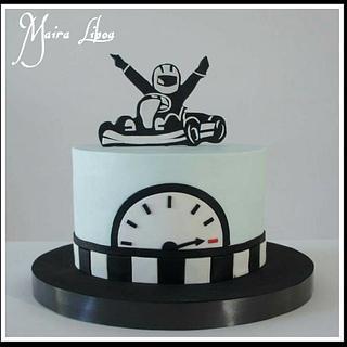 Kart cake