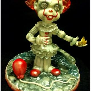 Pennywise Junior - Cake by Phil O'Regan