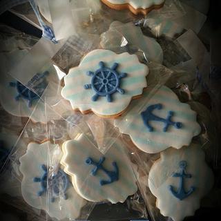 Ahoy! Nautical Cookies