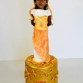 Rashmi   रश्मी  ( Sunshine) - Cake by Le Torte di Ciccibella