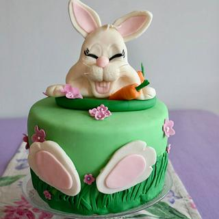 Happy Easter bunny😊🐰🌷