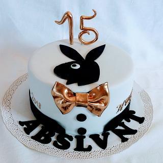 Graduate - Cake by alenascakes