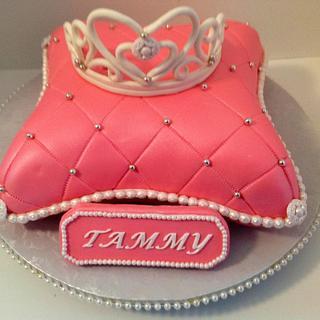 Princess Tammy - Cake by Della