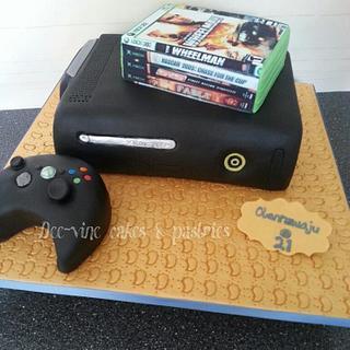 complete xbox cake