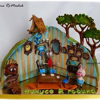 Winnie the Pooh (soviet version)