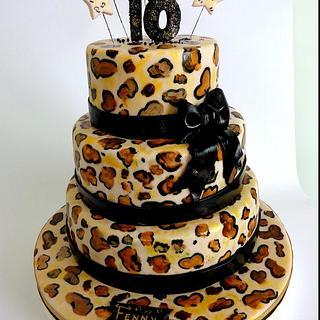 Animalier  Fashion Cake