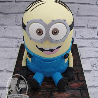 It's Dave...The Minion ;-)