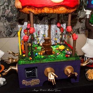 Willy Wonka themed
