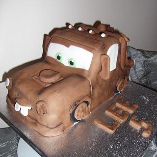 Mater cake - Cake by Claire