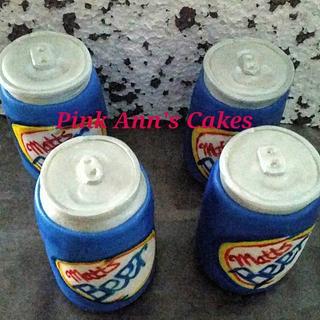 RKT Beer cans!