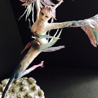 Harpy - Fantastic Creatures Challenge