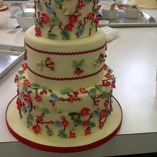 Calico Cake