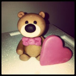 Bear - Cake by Le torte di Ci