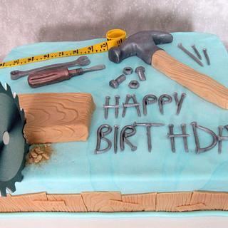 Workshop Theme Birthday cake