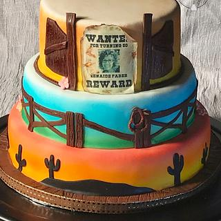 Giddy Up! - Cake by Rachel~Cakes