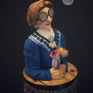 Mrs. Doubtfire - Gone too soon - Cake collectiveCollaboration
