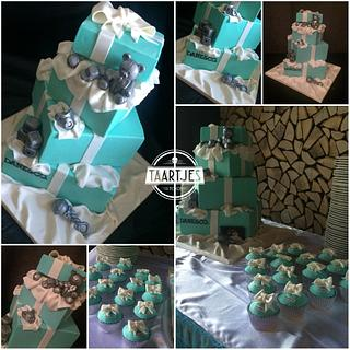 Baby&co. - Cake by Taartjes Toko