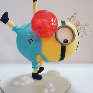 Minion bubblegum!