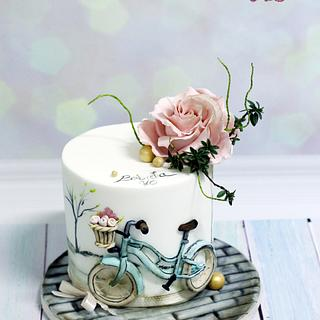 cake for grandma