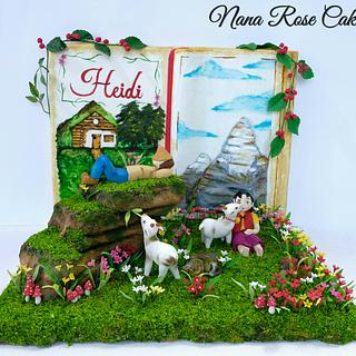 Children's classic books sweet collaboration /Heidi