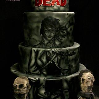 Michonne, The Baking Dead Collaboration