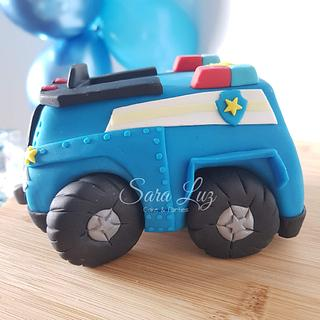 Paw Patrol Vehicle