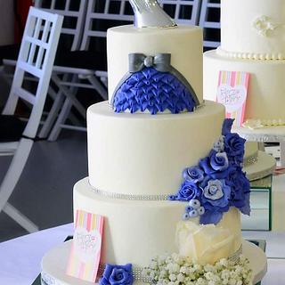 Wedding cake - Cake by Maria Ferreira