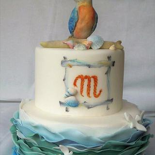 My little bird - Cake by Caterina Fabrizi
