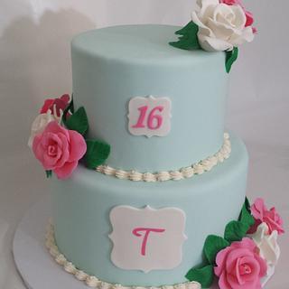 Tori's Sweet 16