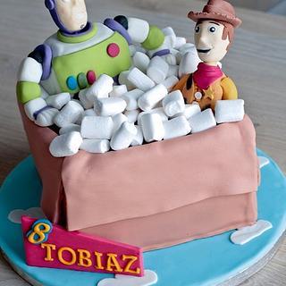 Toy Story cake - Cake by Amelis