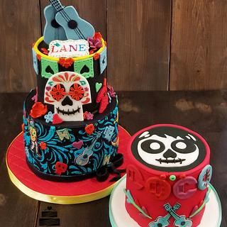 Coco-inspired Cakes