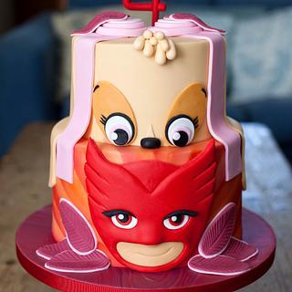 Combo cake