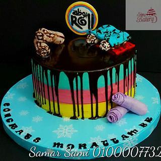 Bouza roll cake  - Cake by Simo Bakery