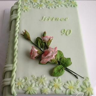 Book - Cake by kili