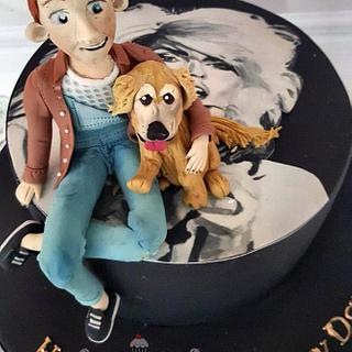 Danny - 18th Birthday Cake