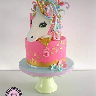 Unicorn cake 🦄