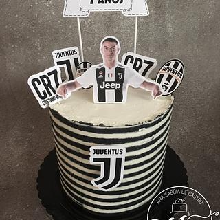 CR7 Cake