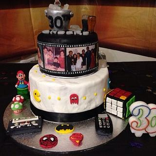 90's theme 30th birthday