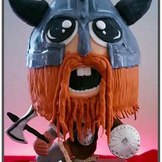 Viking Chibi
