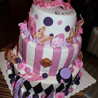 Masque -birthday party
