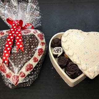Edible chocolate box!