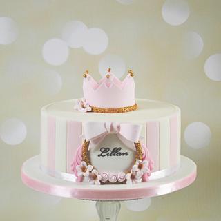 Princess cake - Cake by Ingrid ~ Tårtans underbara värld