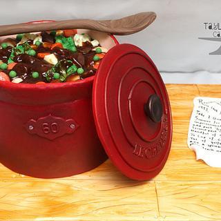Stew for Stu - Cake by Ian