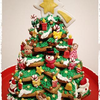 Oh 🍪 Christmas Tree