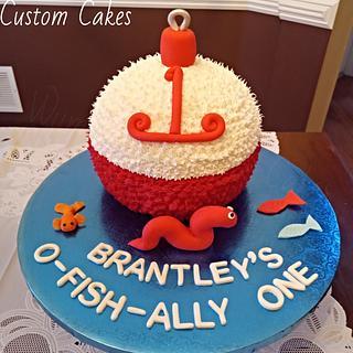 Bouy Themed Cake
