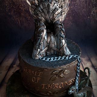 Game of Thrones cake - Cake by Carmen
