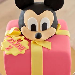 Mickey surprise - Cake by Amelis