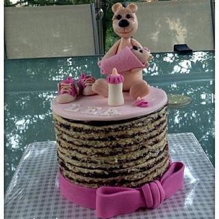 new born baby - Cake by Sweet cakes by Masha