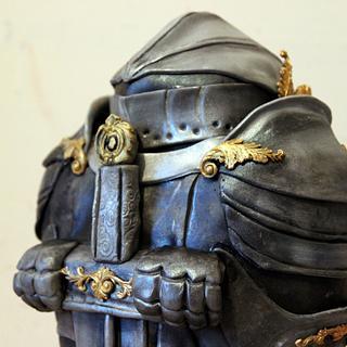 Warrior in Shining Armor