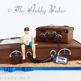40th holiday luggage